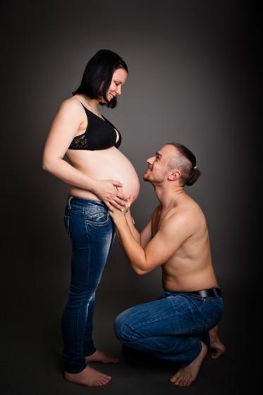 Fotografie IMG_5163.jpg v galerii Těhotenské od fotografky Eriky Matějkové