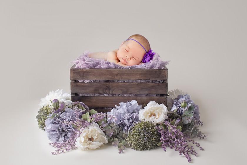 Fotografie Bedynka.jpg v galerii Novorozenci od fotografky Eriky Matějkové